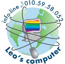 Leo's computer