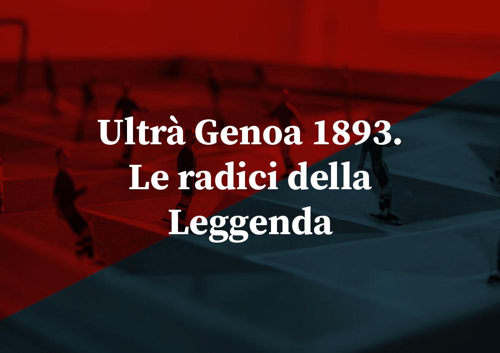 Ultrà Genoa