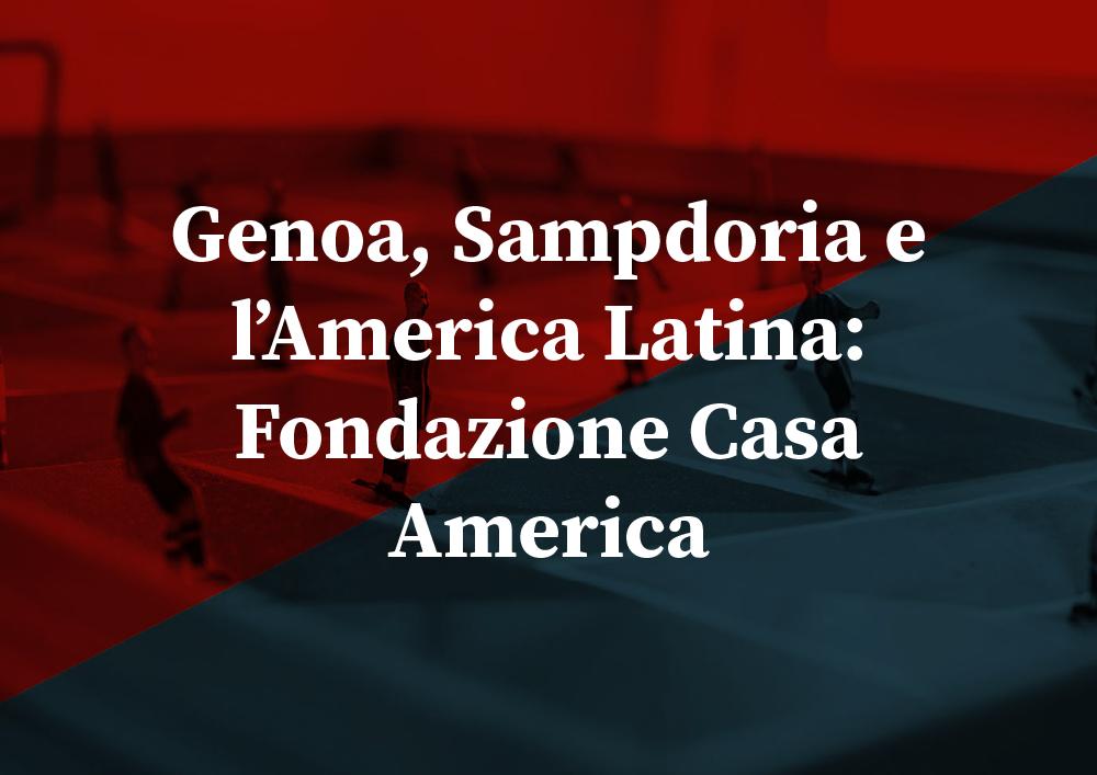 Fondazione Casa America