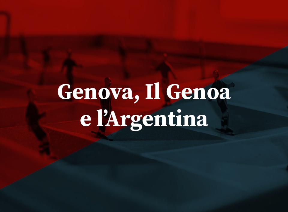 Genoa e l'America Latina