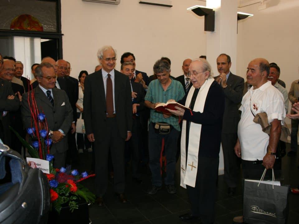 inaugurazione fondazione genoa
